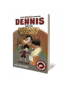 Beano Dennis and the Chamber of Mischief Book