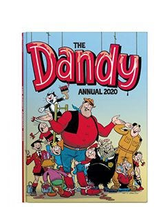 The 2020 Dandy Annual - swatch