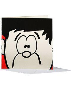 Dennis Glum Greeting Card