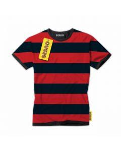Adult Dennis Striped Short-Sleeve T-Shirt