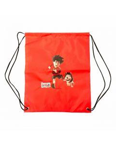 Dennis & Gnasher Unleashed Drawstring Bag