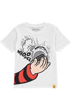 Kids Whoopee Cushion UV T-Shirt