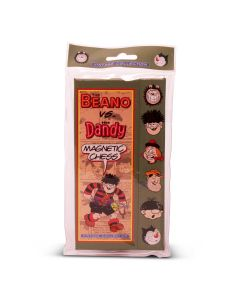 Beano vs. The Dandy Magnetic Chess Game