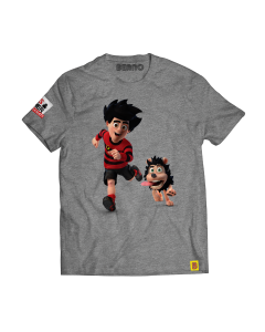 Kids Dennis & Gnasher Running T-Shirt