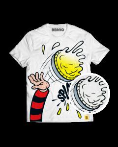 Custard Pie UV Kids T-Shirt
