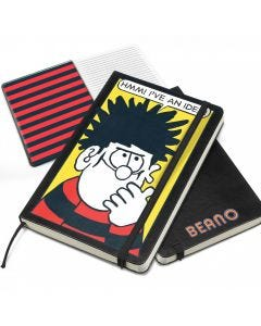 I've an Idea Beano Notebook