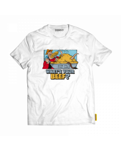 Adult Desperate Dan What's Your Beef T-Shirt