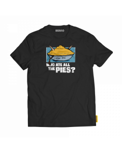 Adult Desperate Dan Who Ate All The Pies T-Shirt
