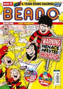 Beano Comic Subscription Term-time: August to June