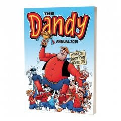 Beano The Dandy Annual 2019