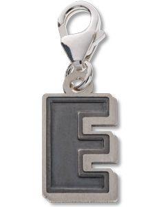 Beano Comic Book Letter 'E' Silver Charm