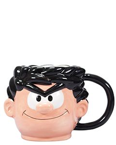 Beano Dennis Big Head Mug