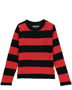 Kids Dennis Striped Long-Sleeve T-Shirt