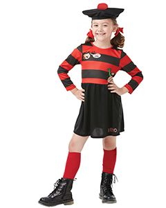 Beano Kids Minnie the Minx Costume