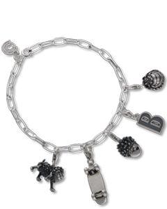 Beano Classic Silver Charm Bracelet