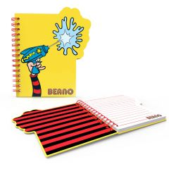 Water Pistol Beano Notebook