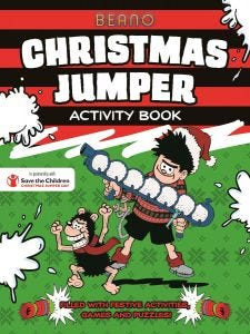 Beano - Christmas Jumper Activity Book