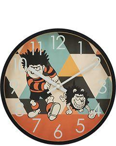 Beano Retro Clock - Thumbnail
