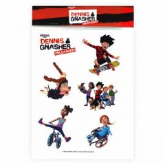 Dennis & Gnasher Unleashed Sticker Pack