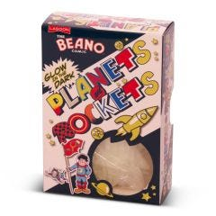 Beano Glow-In-The-Dark Planets and Rockets