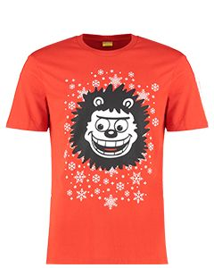 Gnasher Christmas T-shirt