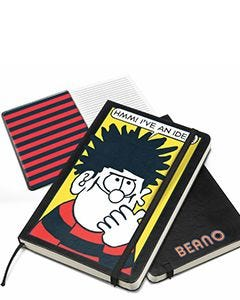 Beano I've an Idea Beano Notebook - Thumbnail