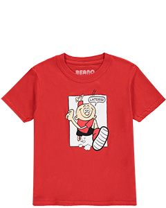 Kids Billy Whizz Laters T-Shirt