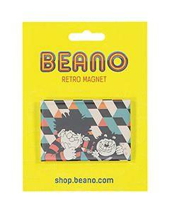 Beano Retro Magnet - Thumbnail Image