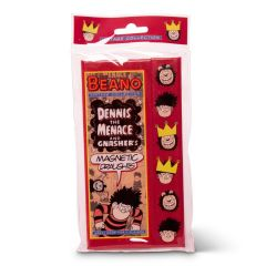 Beano Magnetic Draughts Game