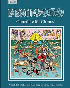 The Beano & Dandy Chortle with Chums 2020  - Swatch