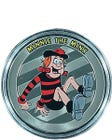 Minnie the Minx Silver-Plated Collectable Medal
