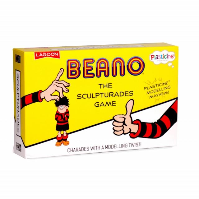 Beano The Sculpturades Game